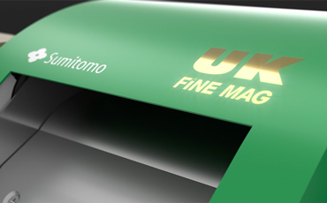 Sumitomo Heavy Industries Finetech's magnetic separator 'FINEMAG'