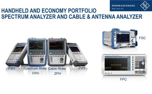 電子計測器メーカー『ローデ・シュワルツ』のタイ正規代理店として高周波測定機等の電子計測器を販売、アフターサポート