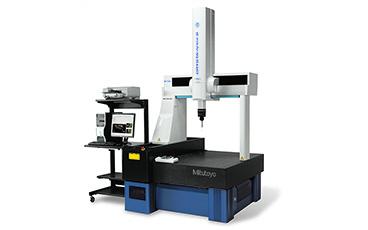 機械部品、金型などの形状測定には欠かせない「三次元測定機」とは