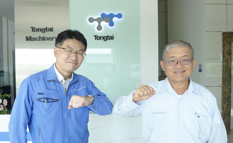 台湾発の工作機械メーカー『トンタイ』の マシニングセンタ3機種に合ったユニオンツール製エンドミルをご紹介!