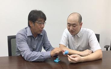 【対談】ナノ精密が資本・販売提携! デクシス製 外観検査装置はタイで需要あり