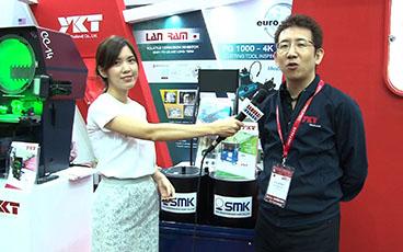 METALEX2017 サムライインタビュー:YKT (THAILAND) CO., LTD. 渡部様