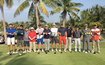 サワディーCUP VOL.1 第2回 TMT vs KGK-ET ゴルフ対抗戦