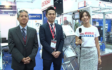 METALEX2017 サムライインタビュー:UENO(THAILAND)CO.,LTD. 松本様, 若佐様