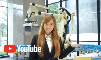 作業者と共存する、 新発想の協働ロボットを初披露