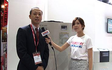 METALEX2017 サムライインタビュー:ORION MACHINERY ASIA CO., LTD. 清水様