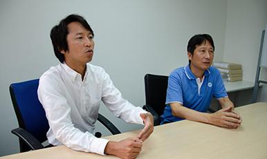 パートナー対談録(下)|アジアに6拠点。AAA+グループにお任せを 会計処理に止まらない親身なサービス