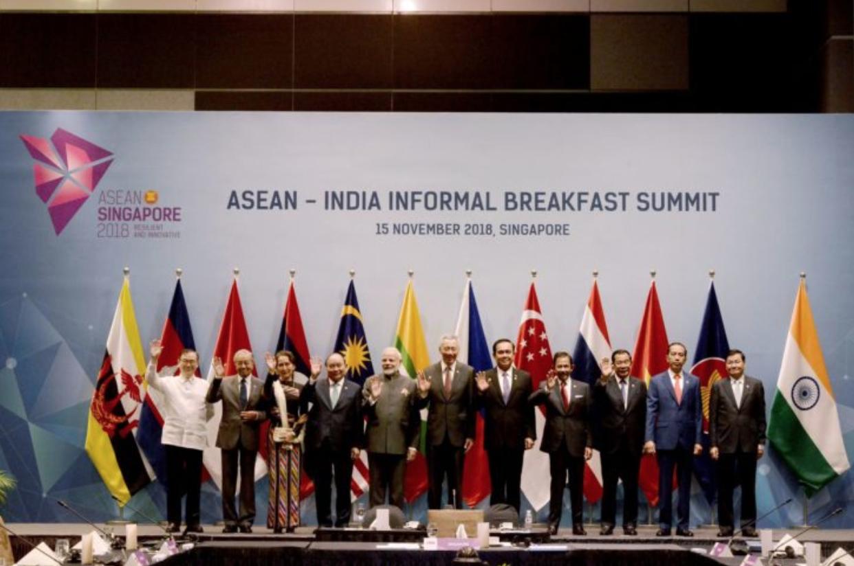 นายกฯ ประชุมสุดยอดอาเซียน-อินเดีย ย้ำต้องเพิ่มการลงทุนเป็นสองเท่า