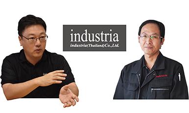 全世界出荷実績5万本の産業用フィルター タイ現法社長と営業責任者の対談録