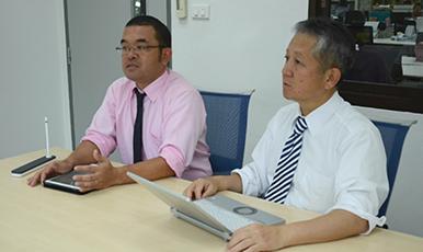 松本社長インタビュー(上) タイで20年越え。愚直に足で稼いだウエノ 「もう一度やるんだ」という気持ちが大切
