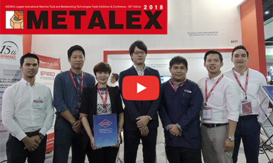 METALEX2018 サムライ動画リポート!KGKエンジニアリング(タイ)【工作機械販売】
