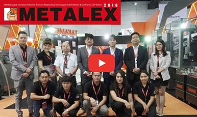 METALEX2018 サムライ動画リポート!タカマツマシナリー(タイランド)【工作機械】