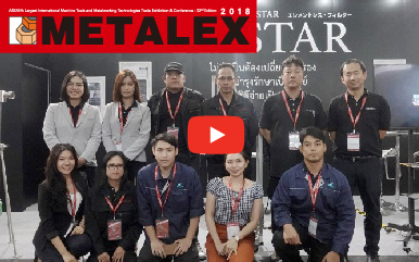 [Metalex 2018] สัมภาษณ์พิเศษINDUSTRIA (Thailand) Co.,Ltd.