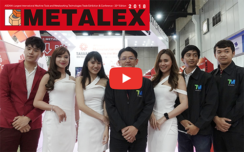 METALEX2018 サムライ動画リポート!プレミアオートメーションセンター【タイ・協働ロボット】