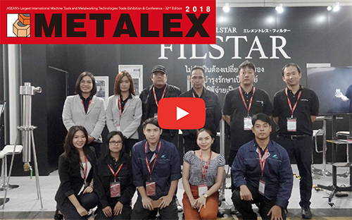 Metalex 2018 Special Interview with INDUSTRIA (Thailand) Co.,Ltd.