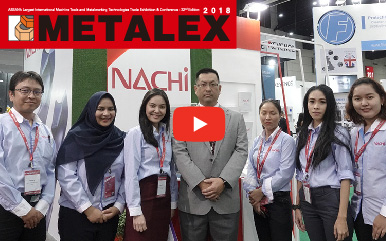 [Metalex 2018] สัมภาษณ์พิเศษ NACHI TECHNOLOGY (THAILAND) CO., LTD. ~Cutting Tool~
