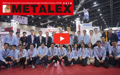 [Metalex 2018] สัมภาษณ์พิเศษ NACHI TECHNOLOGY (THAILAND) CO., LTD. ~Robot~