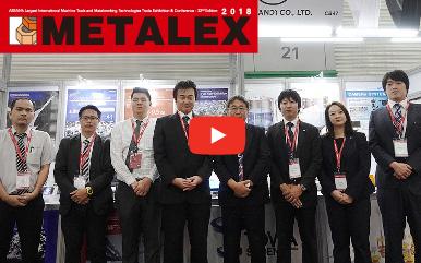 [Metalex 2018] สัมภาษณ์พิเศษUNO Machinery (Thailand) Co.,Ltd.