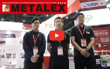 [Metalex 2018] สัมภาษณ์พิเศษYKT (THAILAND) CO., LTD. / เครื่องจักรด้านสิ่งแวดล้อมและเครื่องกรอง