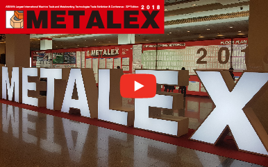 【タイ製造業の祭典】注目企業への動画インタビュー in METALEX2018