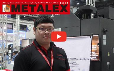 METALEX2018 サムライ動画リポート!パトライトタイランド【表示灯・回転灯】