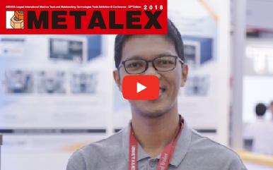 METALEX2018 サムライ動画リポート!コスモウェーブテクノロジー【タイ・計測機器】