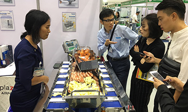 Yamato Scale Food Pack Asia 2018 Exhibition Report 【Manufacturer of Scales for the Food Industry and Manufacturing Industry】