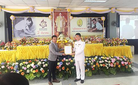 【タイ政府公認】有資格トレーナーによる安全指導~受講者は5年間で約2万人!フォークリフトの安全運転講習コースをお客様に無料提供