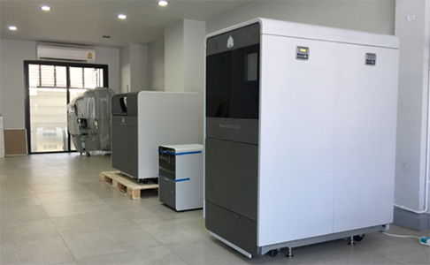 【3D Printing Business in Thailand】Activities in Prototyping by 3D Printer