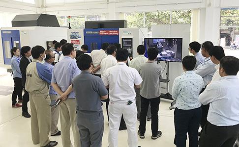 山善タイランドのプライベート展示会レポート第3弾! 「Process Integration Seminar」-工程複合化による生産性アップを提案
