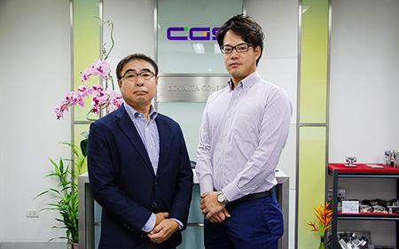 【KGK×メーカー対談:CAD/CAMシステムのCGS】 技術革新を目指すタイローカル企業もサポート