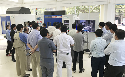 บทความเกี่ยวกับงานนิทรรศการภายในบริษัท YAMAZEN THAILAND ฉบับที่ 3 ! ครั้งนี้ขอนำเสนอ