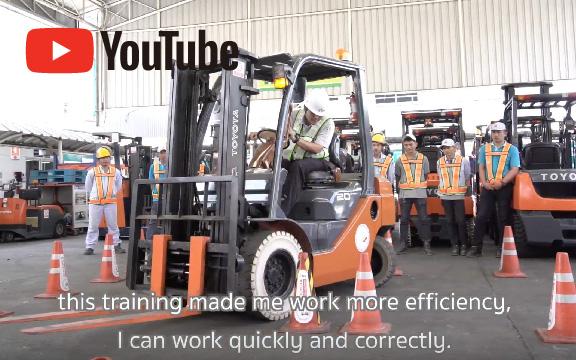 動画で仕掛けろ! Vol. 57 トヨタマテリアルハンドリング  顧客事例2