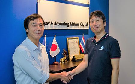 【対談 Accounting Porter×SEIKOUSHA】 会計・経理に止まらず、タイ進出へのアドバイスも行うスペシャリスト