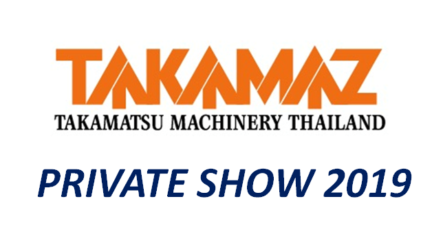 Announcement: Private Show 2019] Precision Turning Machine Loved in