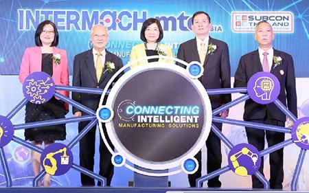INTERMACH & SUBCON Thailand 2019 งานแสดงเทคโนโลยีเครื่องจักรกลและอุตสาหกรรมชั้นนำ