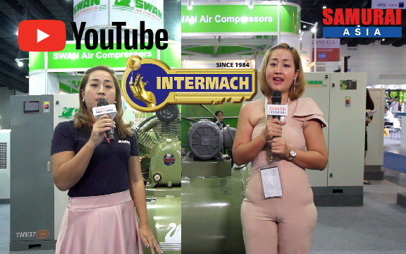 動画で仕掛けろ! Vol. 58 INTERMACH 2019ブースインタビュー編 其の1
