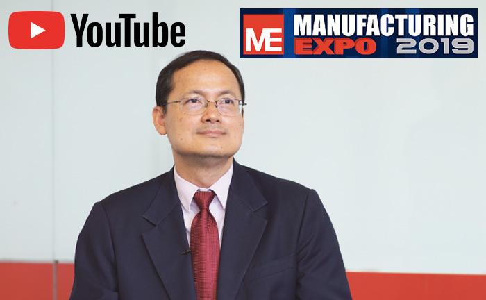 技術革新の祭典「MANUFACTURING EXPO」