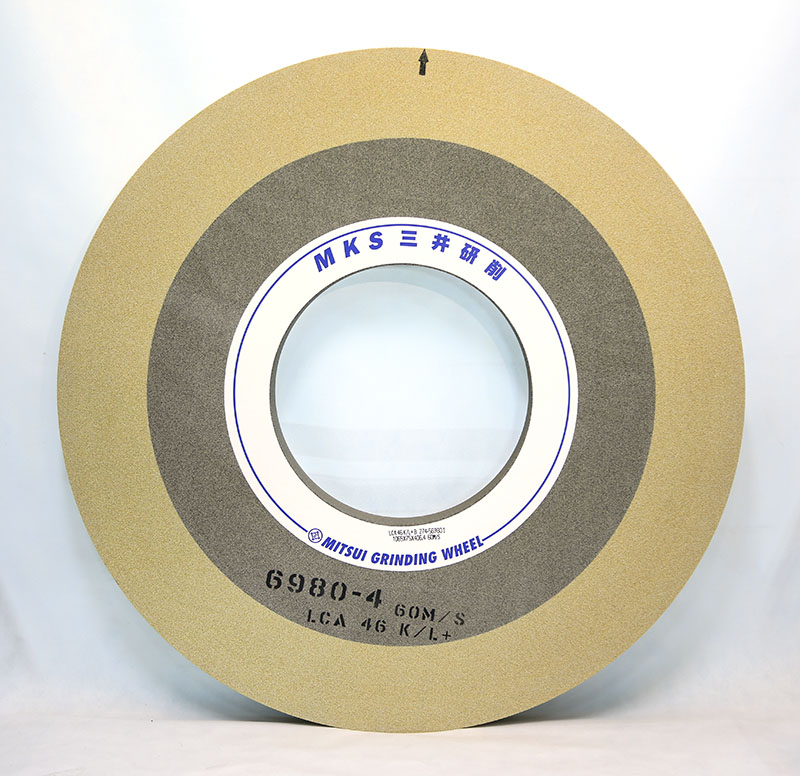 Japanese Quality Grinding Wheels Produced In Thailand