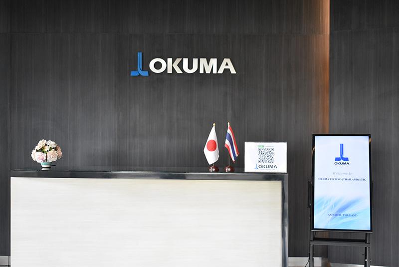 Machining tools・Okuma】Almost 20 years have passed since Okuma