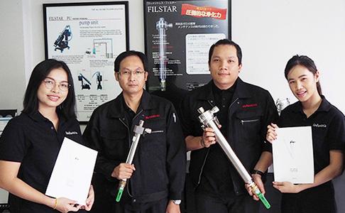 【INDUSTRIA (THAILAND) 】 ธุรกิจ /  บริการวิศวกร