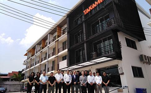 高松機械工業(タイランド)【求人】CNC旋盤の営業及びエンジニアサービス