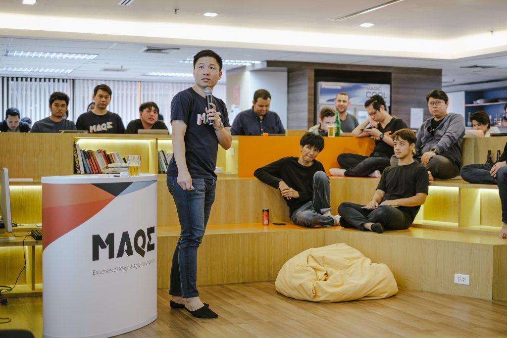 MAQE presentation image