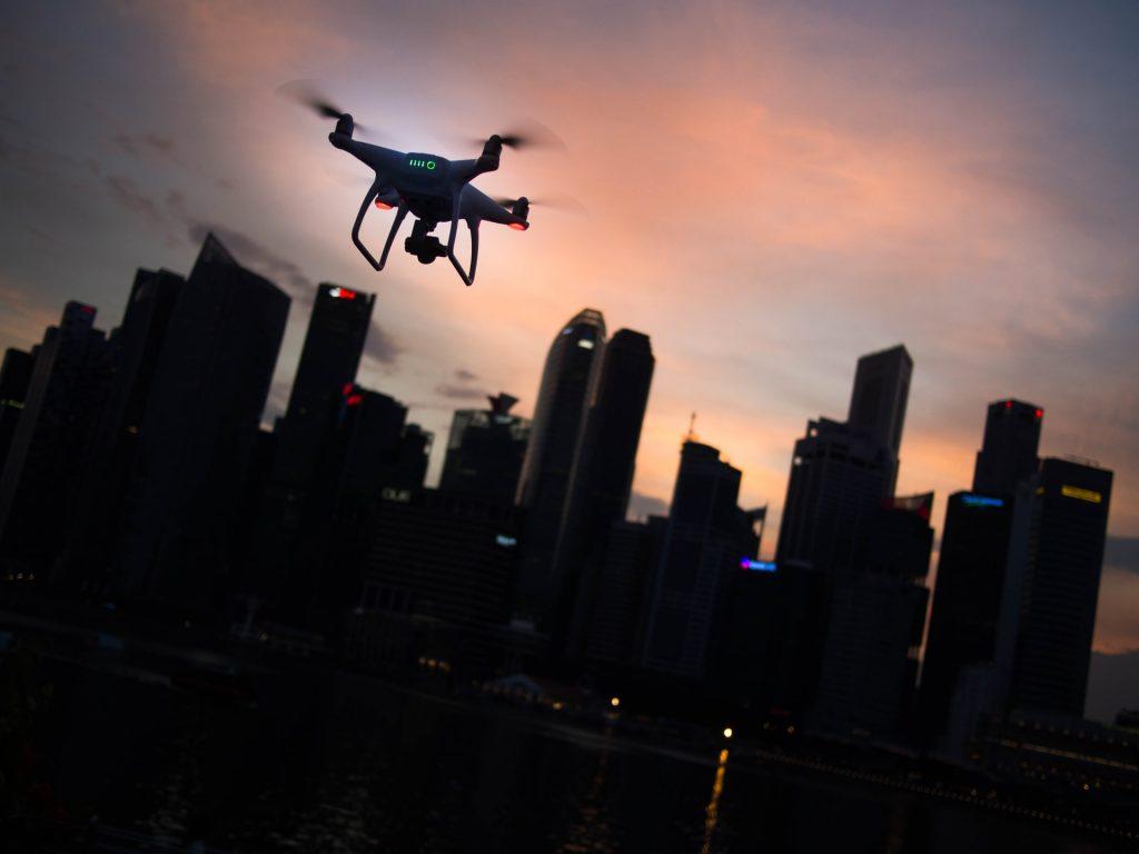 Insurtech drone damage assessment