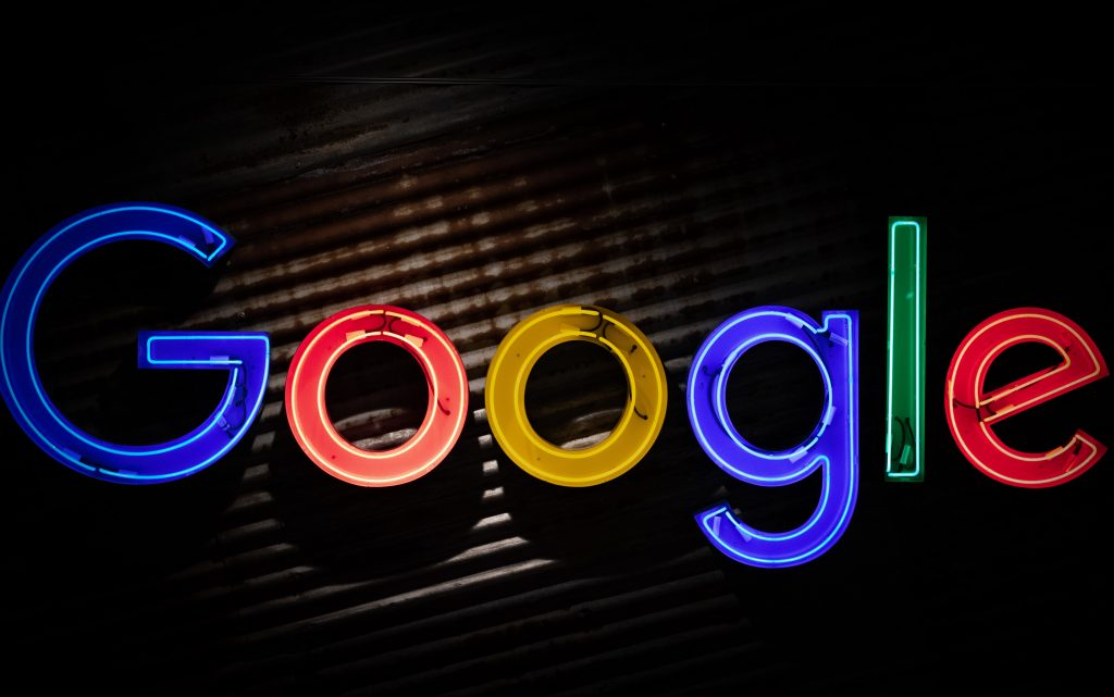 Third party cookies - image of the Google logo