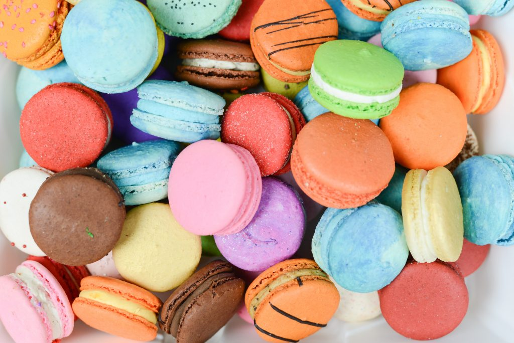 """Image of some """"mockaroons"""" to symbolise web cookies"""