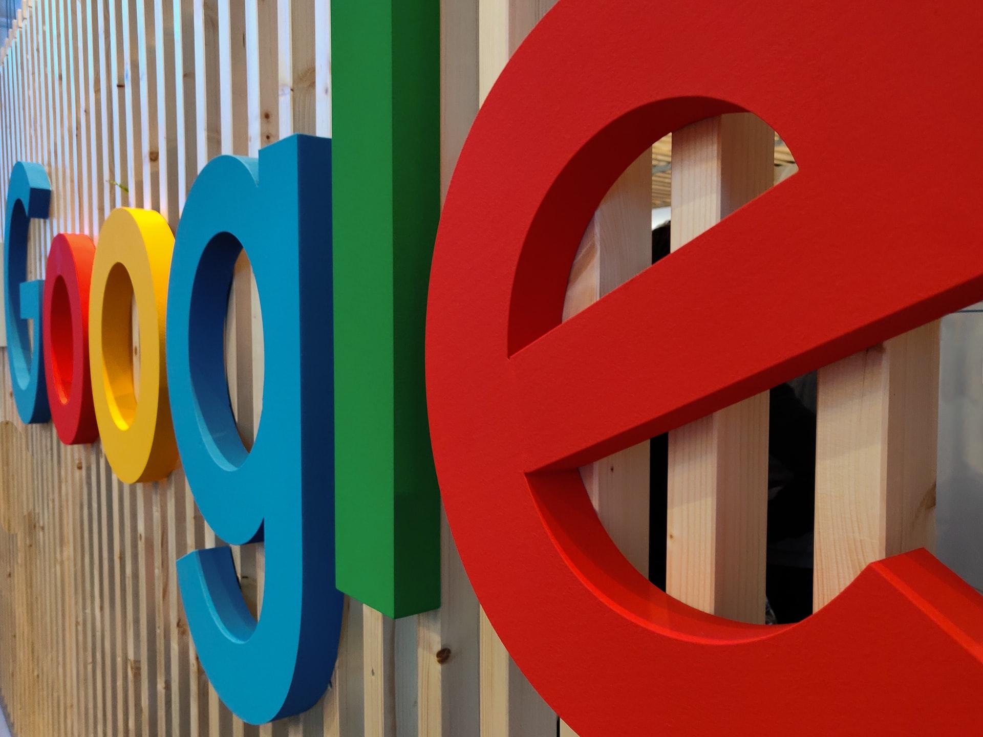 Core Web Vitals - Google logo