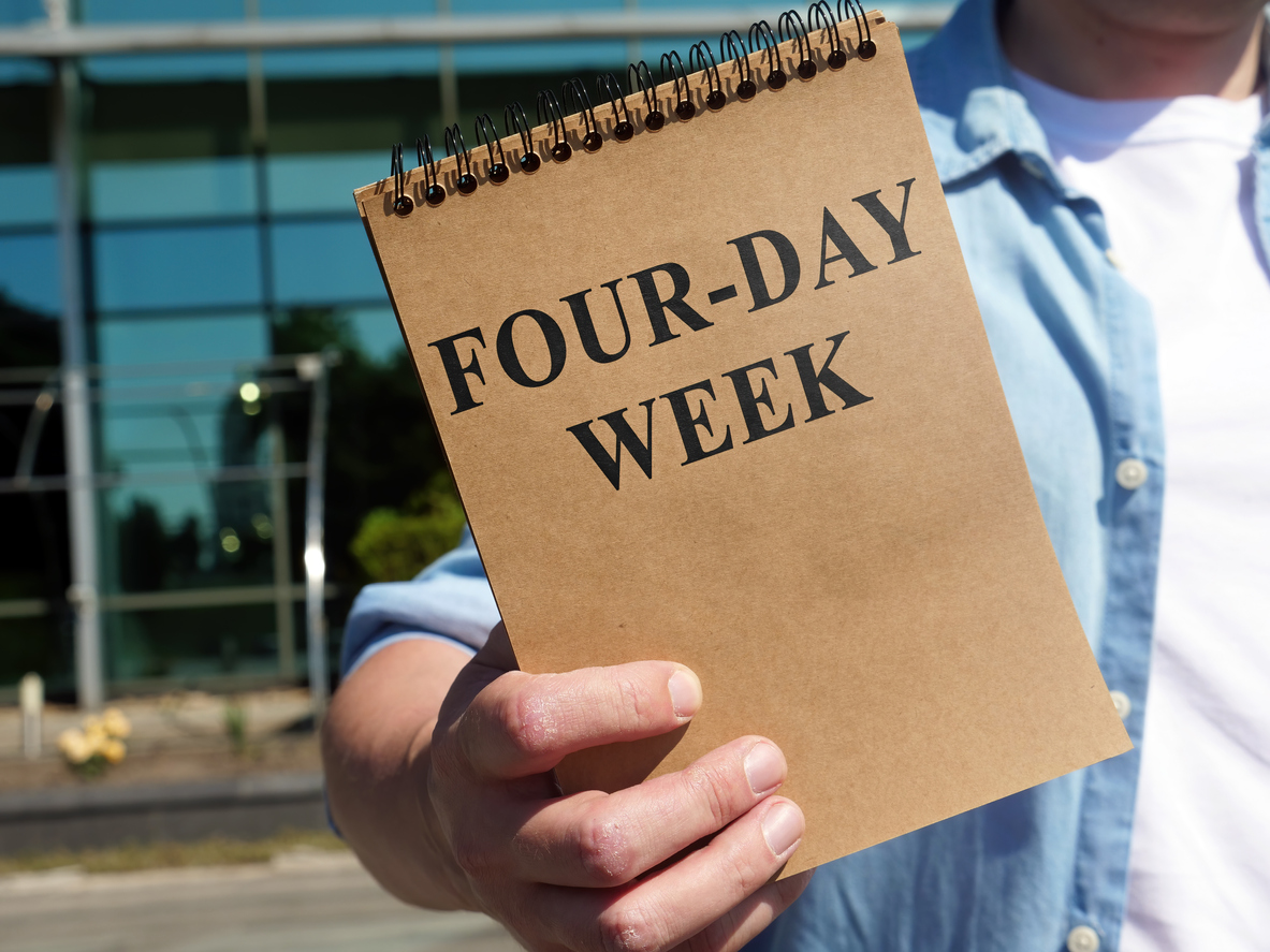 What is the four day week?