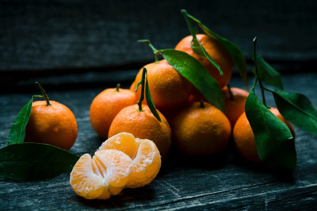 """Personalization and Social Media - Image of oranges showing """"segmentation""""."""