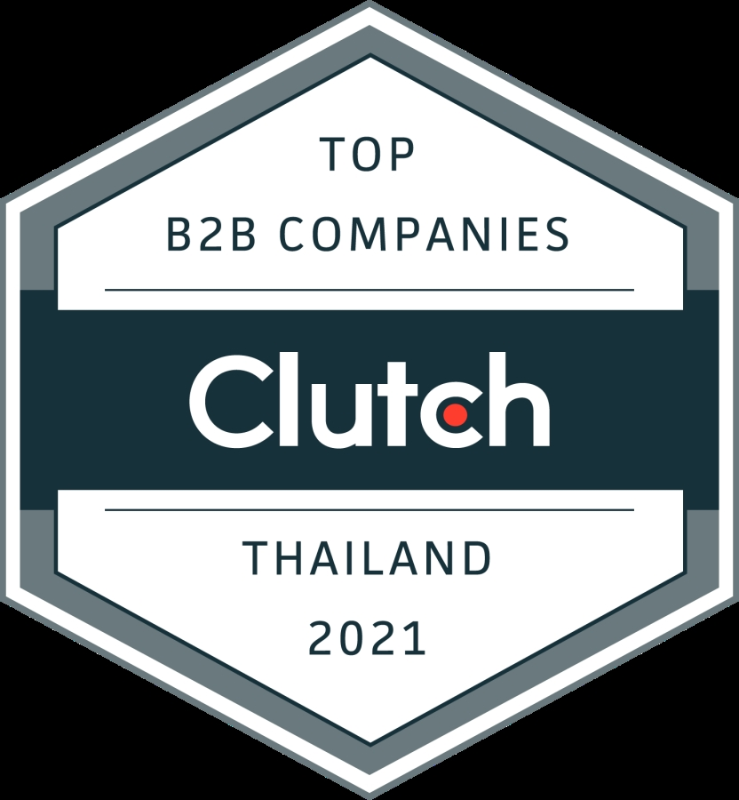 MAQE Joins Clutch's 2021 List of Top Custom Software Development Companies in Thailand